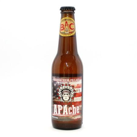 Birra chiara Apache Bac