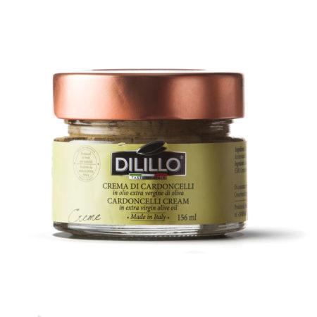 Crema di funghi cardoncelli Dilillo