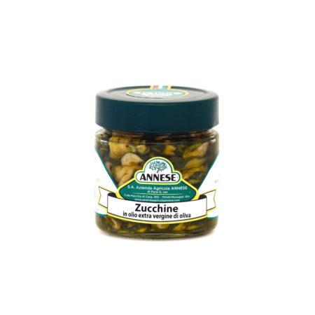 Zucchine a rondelle Annese