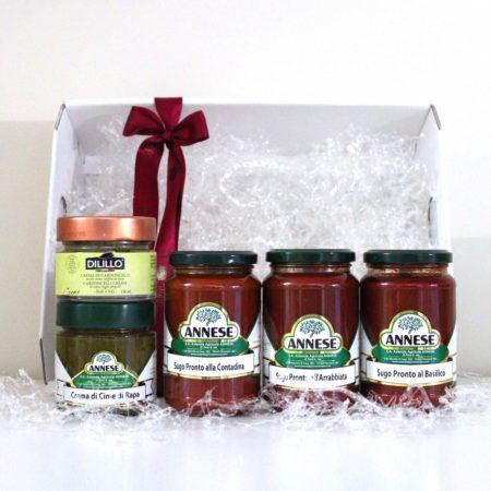 Missione Scarpetta è il pacco con i migliori sughi pronti di Puglia