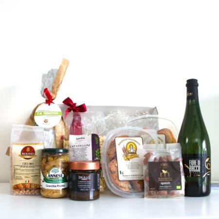 I prodotti agroalimentari della Murgia in un pacco unico