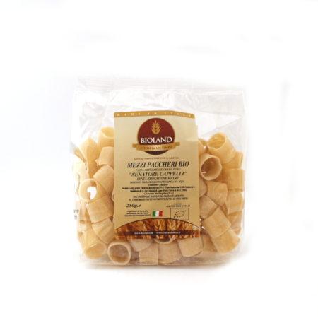 Mezzi Paccheri Bioland 250 gr