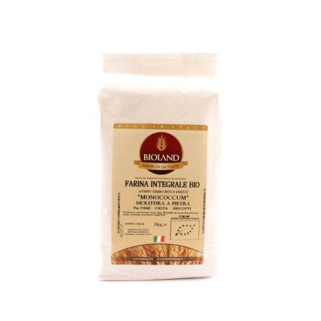 Farina Integrale Bio Monococcum Bioland 1 kg