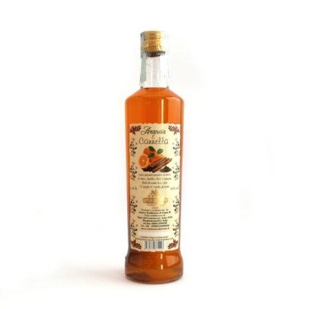 Liquore arancia e cannella Antica Tradizione 500 ml