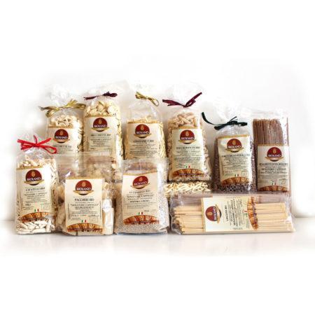 Pasta di grani antichi
