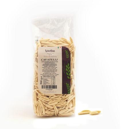 Cavatelli di grano duro italiano Loiudice 500 gr