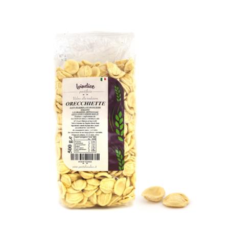 Orecchiette di grano italiano Loiudice