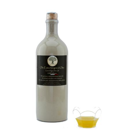Olio extravergine di oliva Az. Agr. Prete in bottiglia 0,75 lt